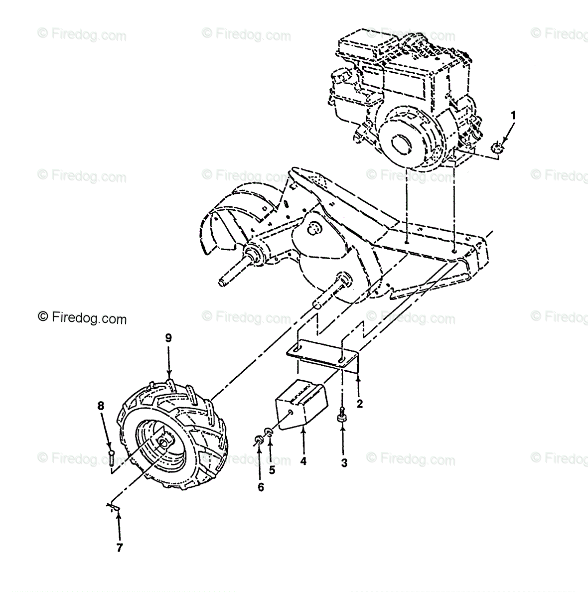 MTQ0OTg2NQ 58892fdc husqvarna tiller parts diagram wiring diagrams