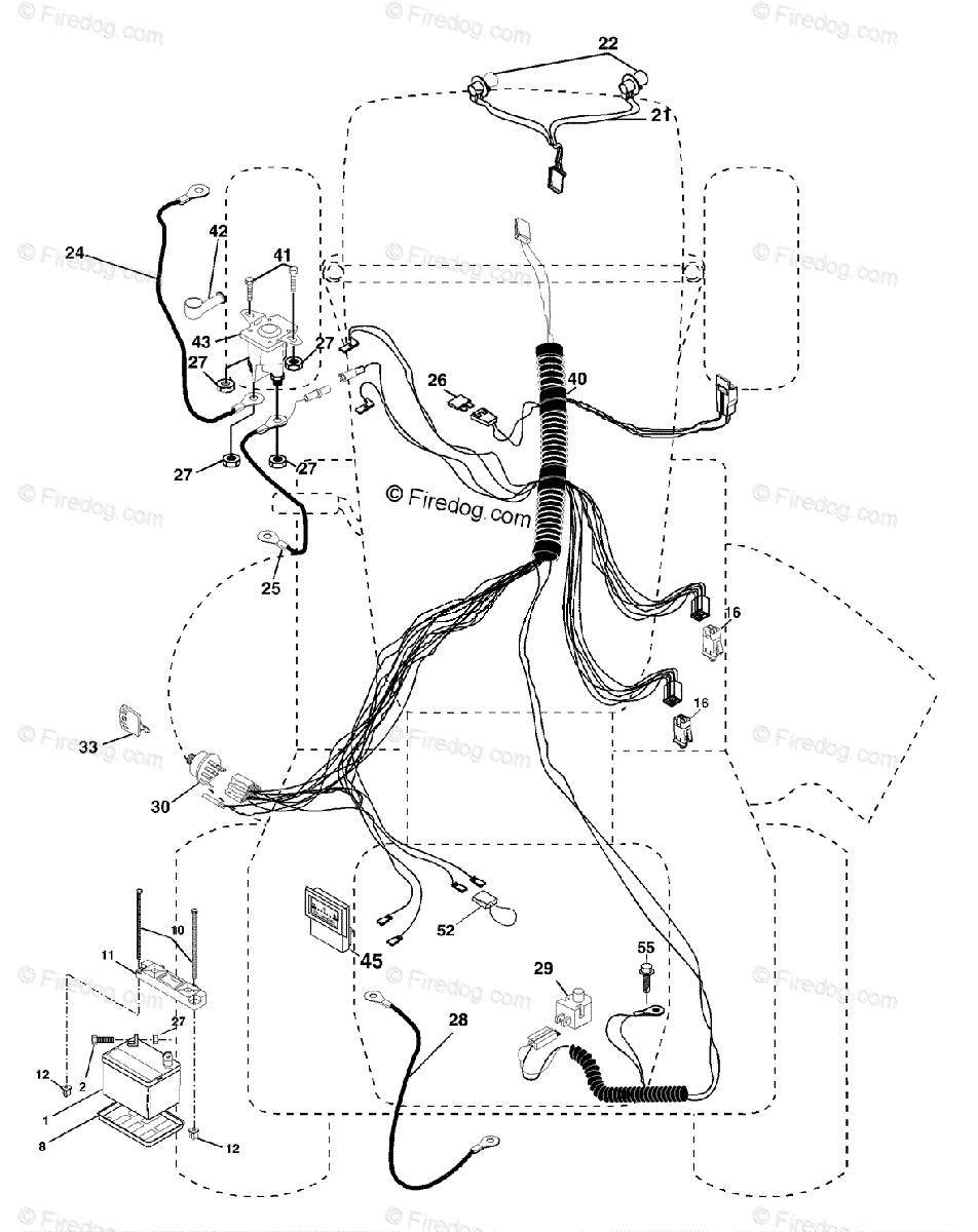 husqvarna ride mower lth 2042 a (954571953) (2003 12) oem parts YTH23V48 Husqvarna Riding Mower Parts Diagram husqvarna ride mower lth 2042 a (954571953) (2003 12) oem parts diagram for electrical firedog com