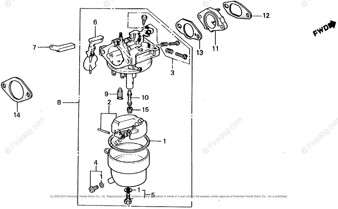 Generator Carburetor Diagram - Today Diagram Database