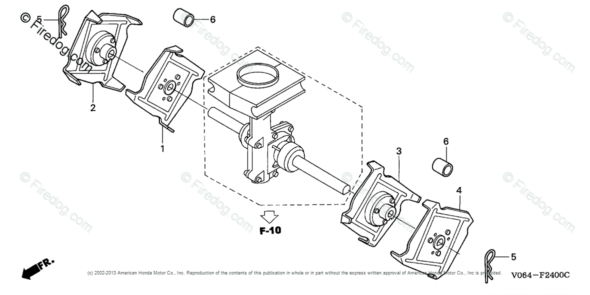 honda power equipment rototiller fg100 a rototiller  usa  vin  fzcv