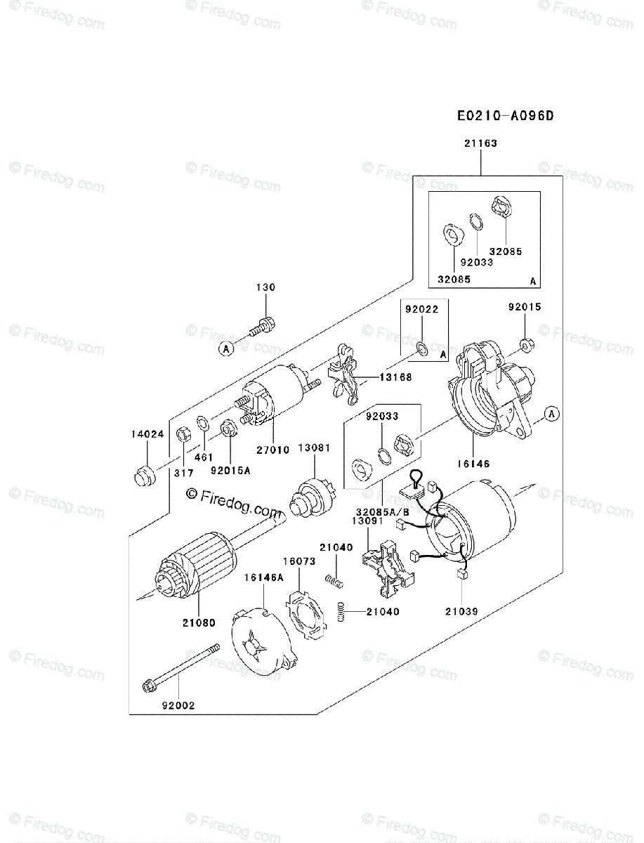 2004 kawasaki bayou wiring diagram kawasaki fd620d wiring diagram kawasaki 4 stroke engine fd620d oem parts diagram for ...