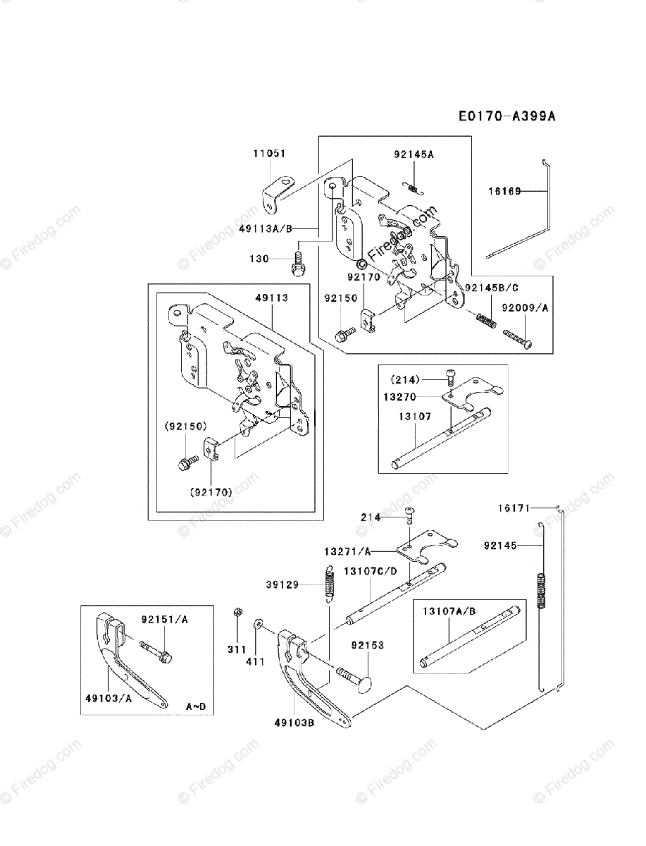 Kawasaki Fc420v Wiring Diagram Schematic Diagrams Fd750 Regulator Fh500v All Kind Of U2022 Ignition