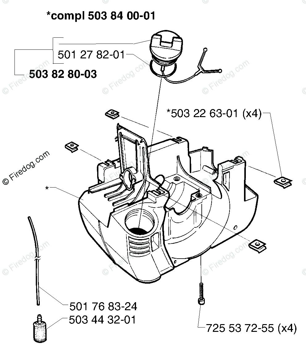 husqvarna line trimmer 232 r  1998