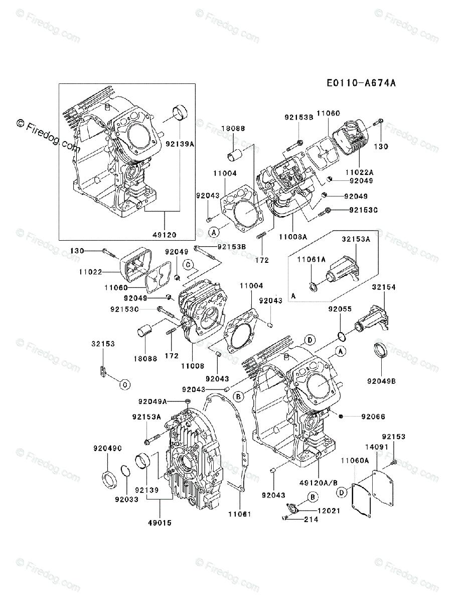 Kawasaki 4 Stroke Engine FH770D OEM Parts Diagram for CYLINDER ... on kawasaki fh680v parts electric clutch, kawasaki fh580v parts, kawasaki mule parts diagram, long tractor engine parts diagrams, kawasaki fc150v parts diagram, caterpillar engine parts diagrams, bush hog parts diagrams, kawasaki replacement engines, kawasaki oem parts diagram, kawasaki ga1000a generator parts, mahindra parts diagrams, small four-stroke engine diagrams, mtd parts diagrams, kawasaki fb460v parts list, kawasaki 250 parts diagram, kawasaki prairie 300 carb diagram, kawasaki ga 2300a generator parts, kawasaki fc420v parts diagram, kawasaki fh601v parts, exmark parts diagrams,