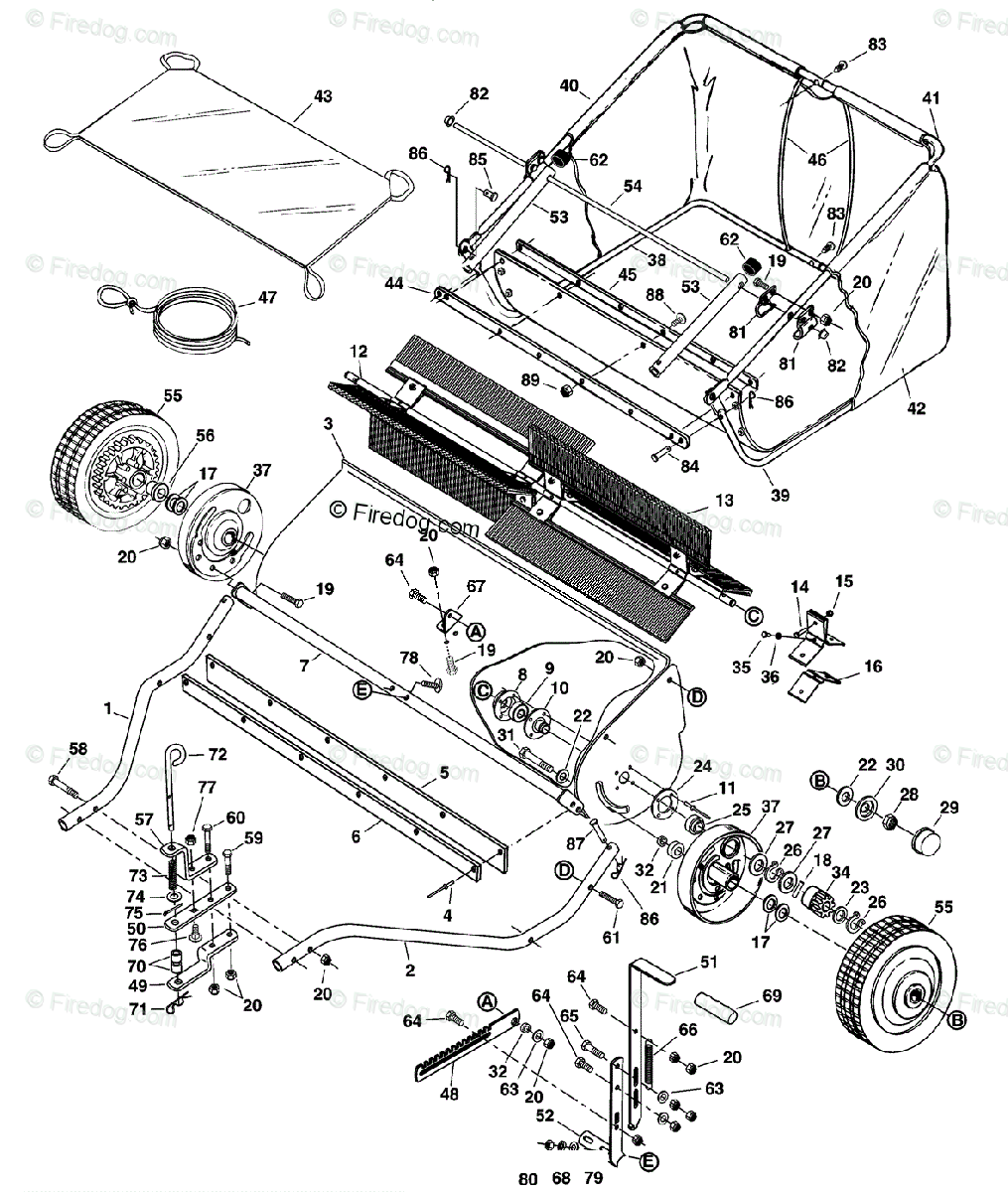 53 Buick Wiring Diagram Electrical Diagrams Schematic Of Sweeper Simple Electronic Circuits U2022 1996 Regal Ignition Switch