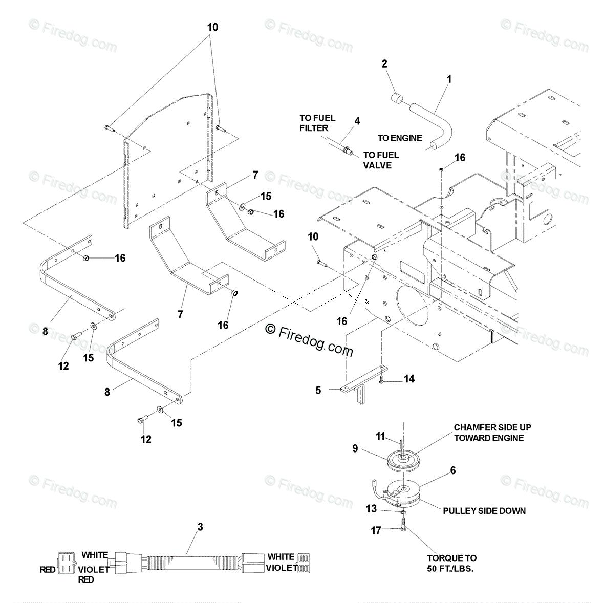 Kohler 23 Hp Engine Parts Diagram