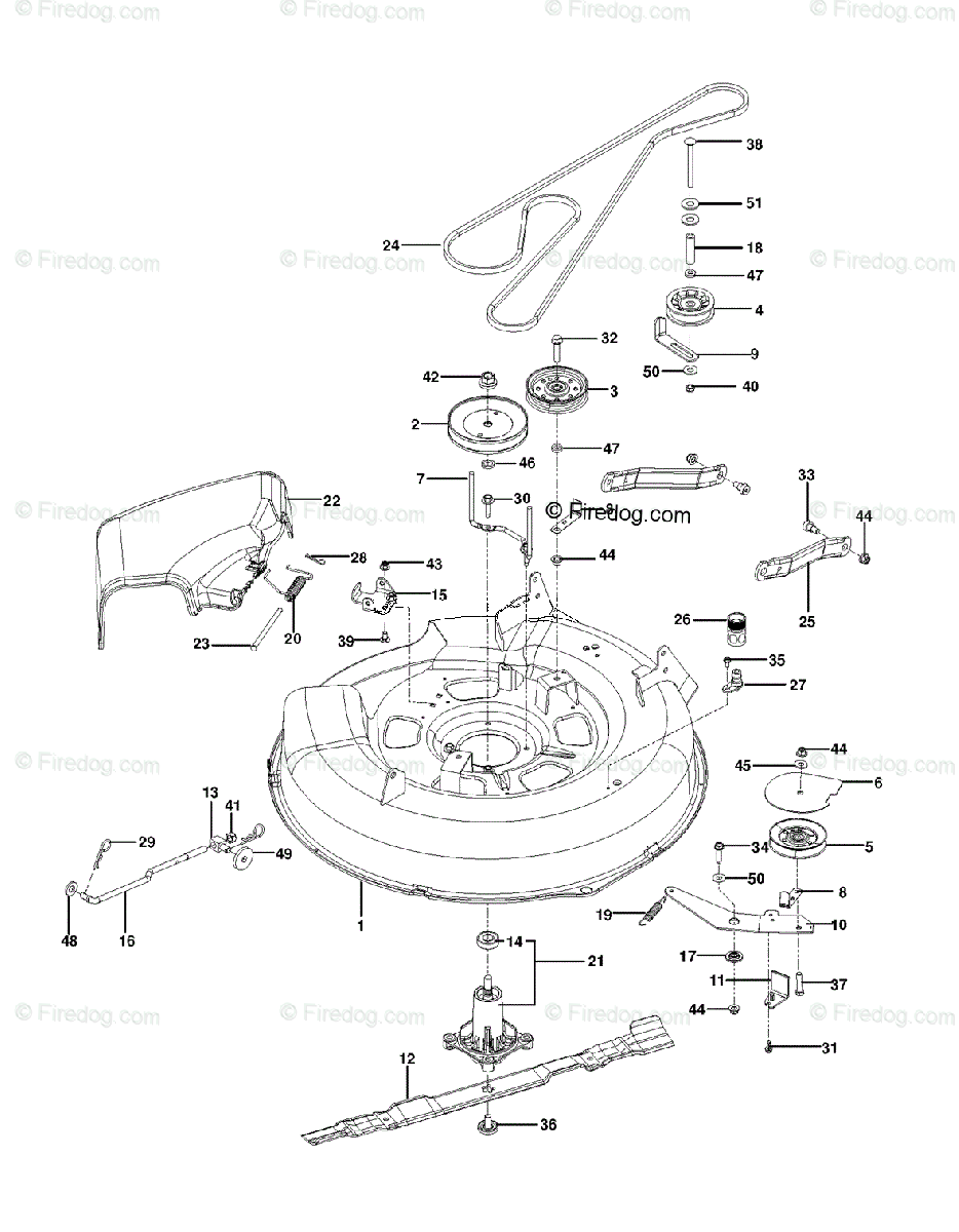Zero Turn Mower Parts Diagram Husqvarna Zero Turn Parts Diagram