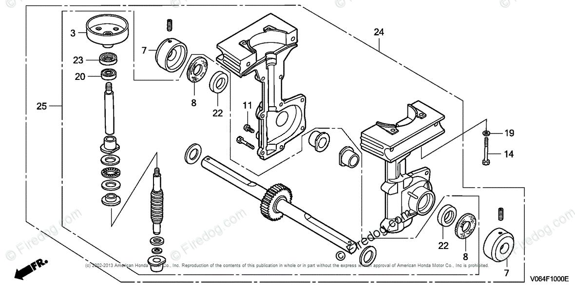 honda power equipment rototiller fg100 a1 rototiller  usa