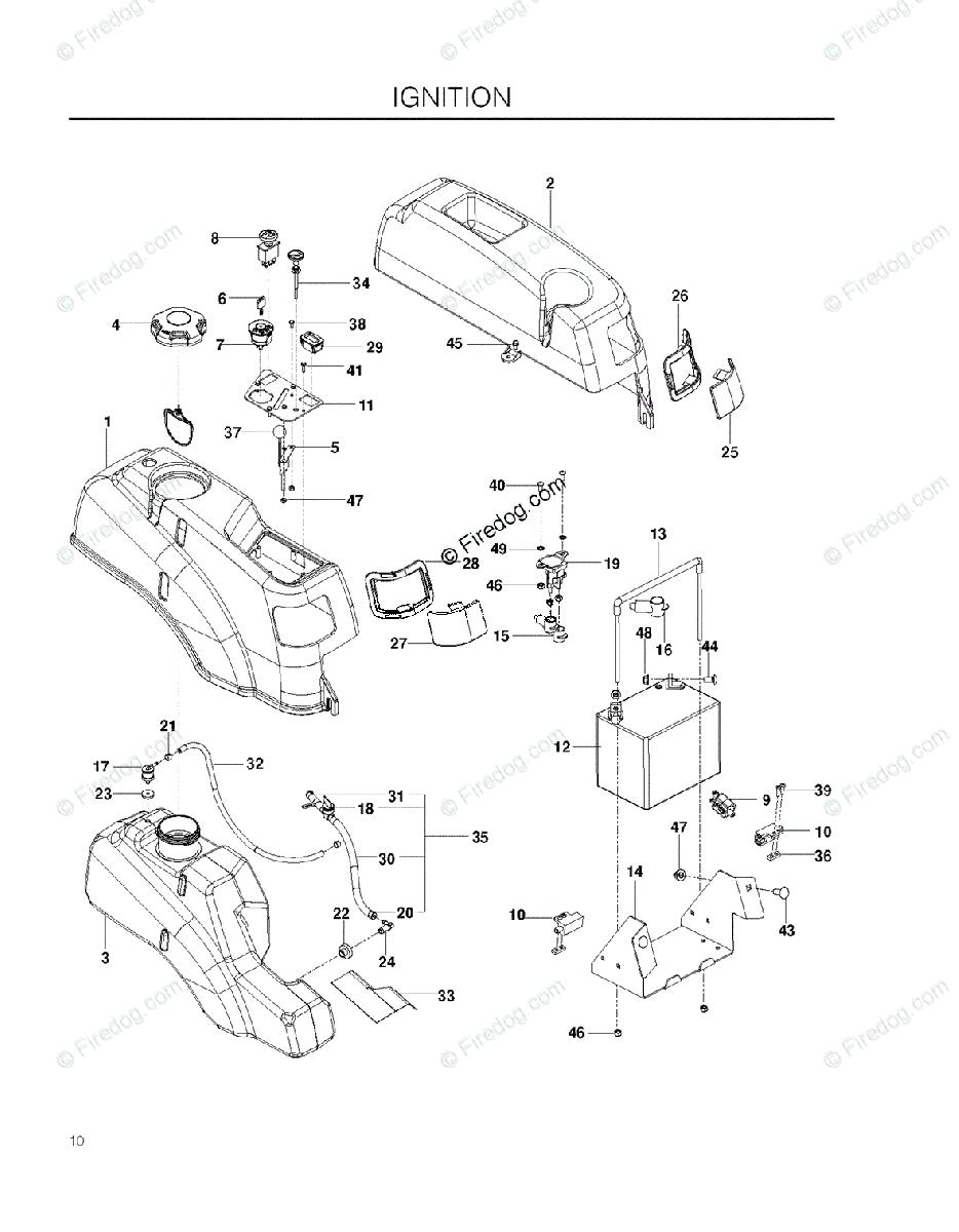 WRG-4274] Husqvarna Ztr Wiring Diagram on