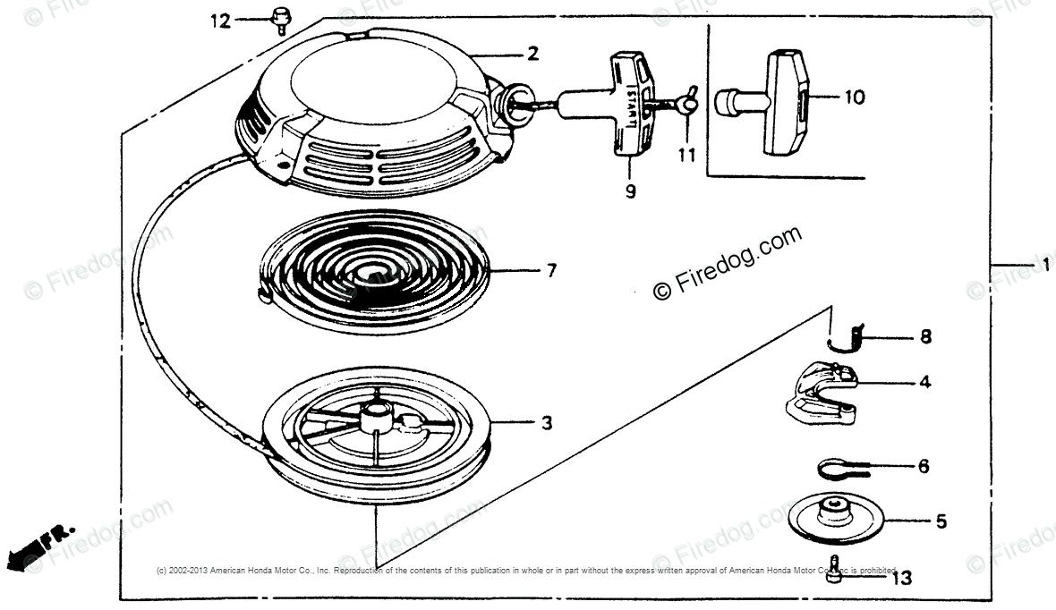 honda power equipment lawn mower hr194 pxa lawn mower  jpn