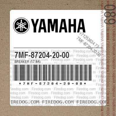 7MF-87204-20-00 BREAKER (17.9A)