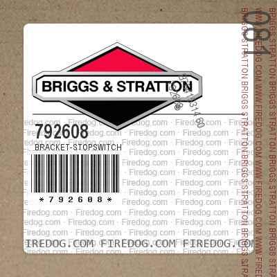 792608 Bracket-Stopswitch