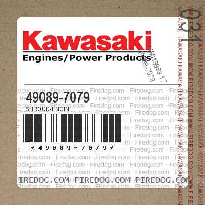 49089-7079 SHROUD-ENGINE