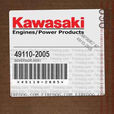 49110-2005 GOVERNOR-ASSY
