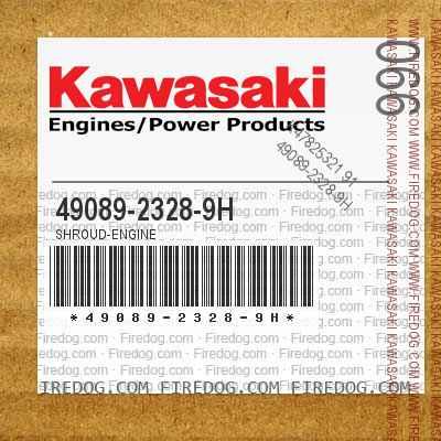 49089-2328-9H SHROUD-ENGINE