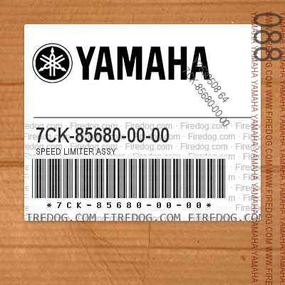 7CK-85680-00-00 SPEED LIMITER ASSY