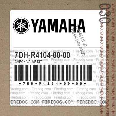 7DH-R4104-00-00 CHECK VALVE KIT