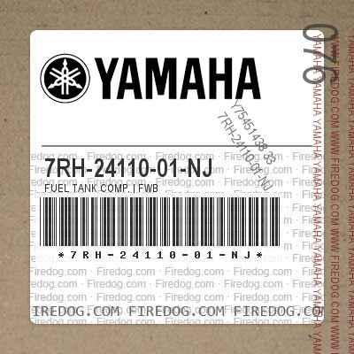 7RH-24110-01-NJ FUEL TANK COMP. | FWB