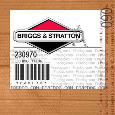 230970 Bushing-Stator