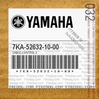 7KA-52632-10-00 CABLE,CONTROL 2
