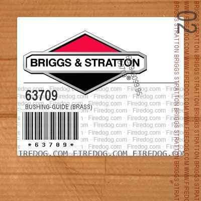 63709 Bushing-Guide (Brass)