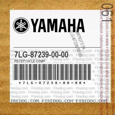 7LG-87239-00-00 RECEPTACLE COMP