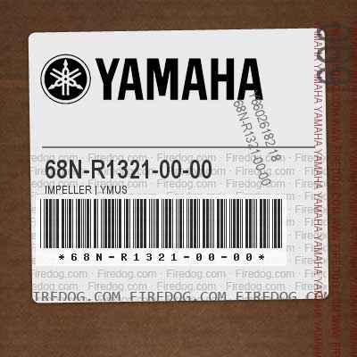 68N-R1321-00-00 IMPELLER | YMUS