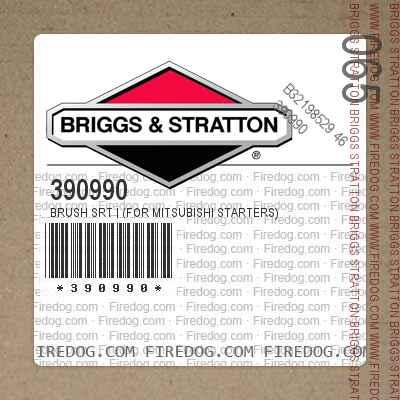 390990 Brush Srt | (For Mitsubishi Starters)