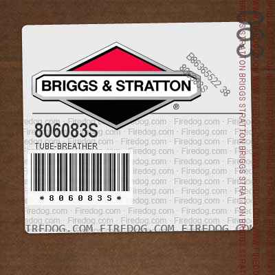 806083S Tube-Breather
