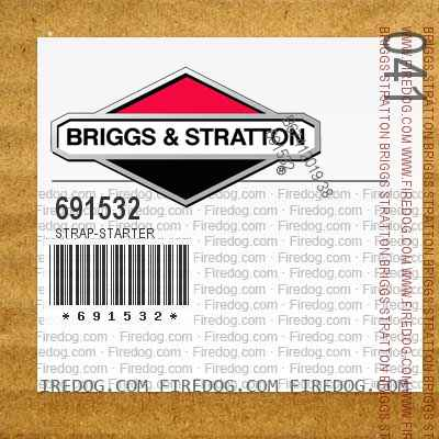 691532 Strap-Starter