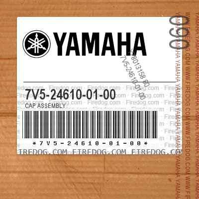 7V5-24610-01-00 CAP ASSEMBLY