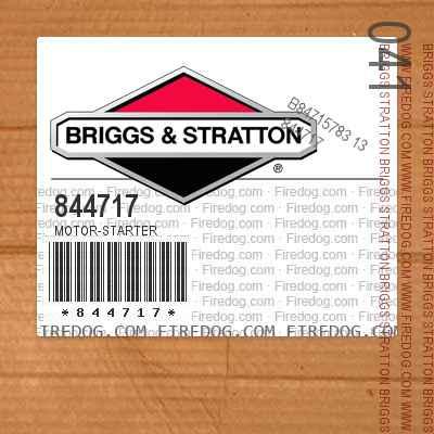 844717 Motor-Starter