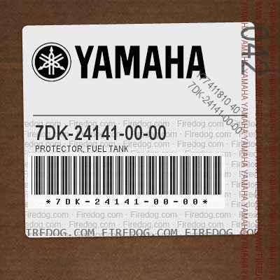 7DK-24141-00-00 PROTECTOR, FUEL TANK