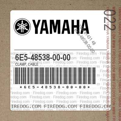 6E5-48538-00-00 CLAMP, CABLE