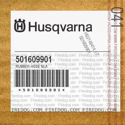 501609901 RUBBER HOSE NLA