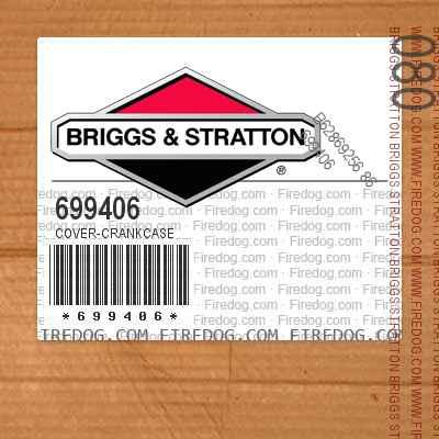 699406 Cover-Crankcase
