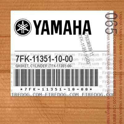 7FK-11351-10-00 GASKET, CYLINDER (7FK-11351-00-