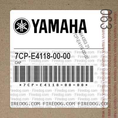 7CP-E4118-00-00 CAP