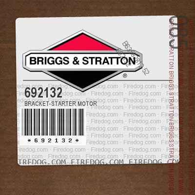 692132 Bracket-Starter Motor
