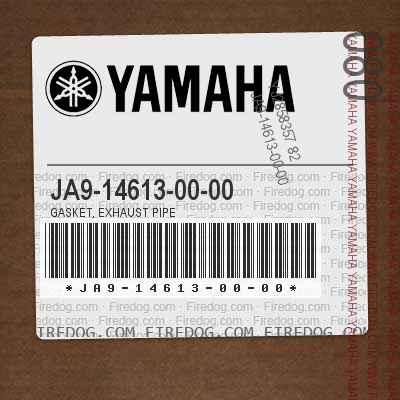 JA9-14613-00-00 GASKET, EXHAUST PIPE