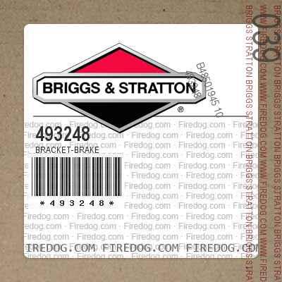 493248 Bracket-Brake