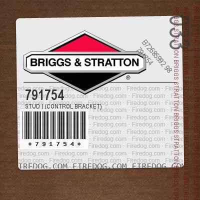 791754 Stud | (Control Bracket)
