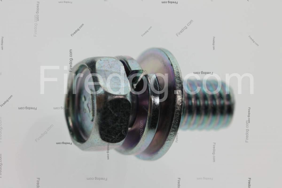 187AA0614 BOLT-UPSET-WSP,6X14