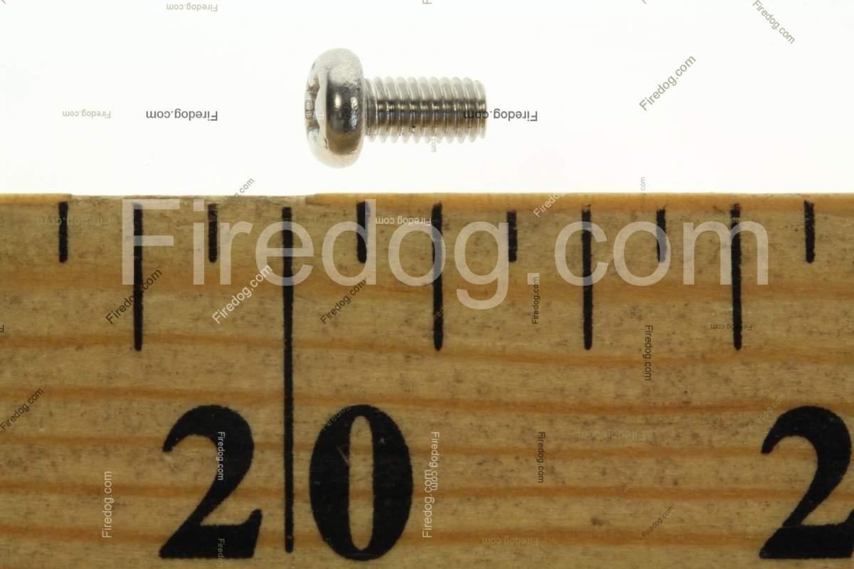 98502-03006-00 SCREW, PAN HEAD
