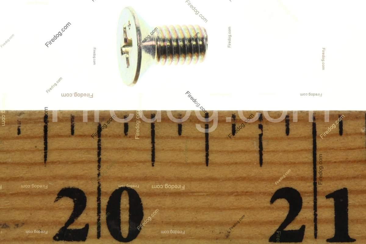 93600-05010-0A SCREW, FLAT (5X10)