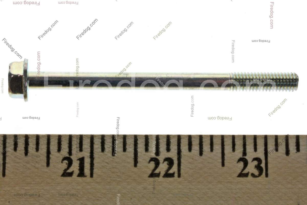 130BA0680 BOLT-FLANGED,6X80
